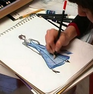 Fashion illustrator job description