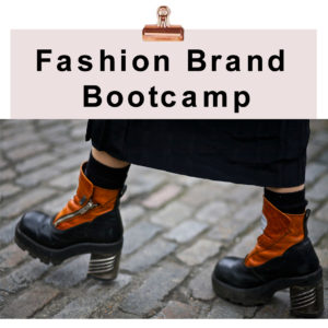 Fashion Brand Bootcamp