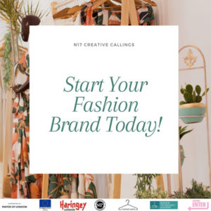Start your fashion brand today